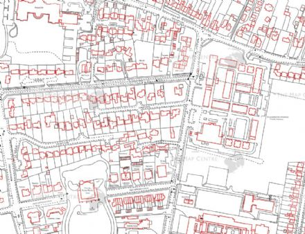 Ordnance Survey DWG or DXF Vector data - Larger Areas - Quote Request